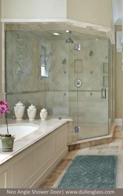 Awesome Bathroom Shower Ideas For Tiny House 16