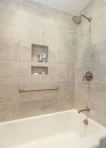 Awesome Bathroom Shower Ideas For Tiny House 30