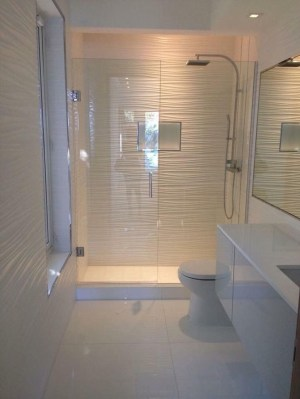 Awesome Bathroom Shower Ideas For Tiny House 35