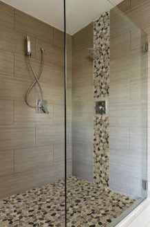 Awesome Bathroom Shower Ideas For Tiny House 40