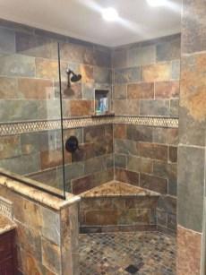 Awesome Bathroom Shower Ideas For Tiny House 48