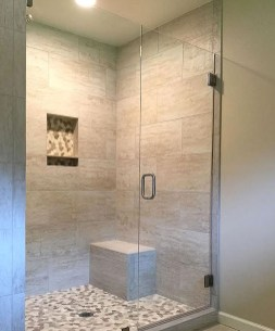 Awesome Bathroom Shower Ideas For Tiny House 57