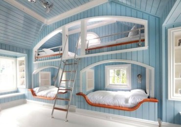 Cute Love Blue Ideas For Teenage Bedroom 16