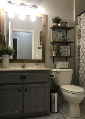 Newest Guest Bathroom Decor Ideas 33