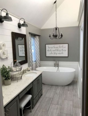 Newest Guest Bathroom Decor Ideas 35