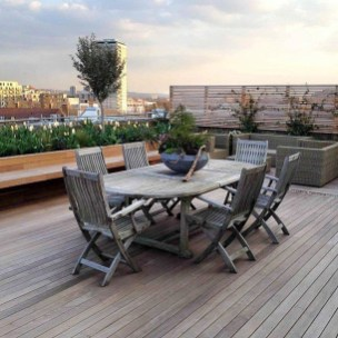 Stunning Roof Terrace Decorating Ideas That You Should Try 01