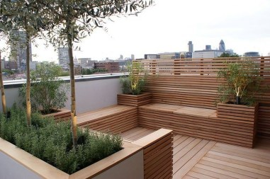 Stunning Roof Terrace Decorating Ideas That You Should Try 26