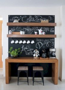 Affordable Diy Mini Coffee Bar Design Ideas For Home Right Now 38
