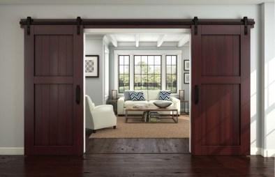 Amazing Sliding Door Wardrobe Design Ideas 39