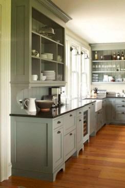 Enchanting Farmhouse Kitchen Decor Ideas To Try Nowaday 24