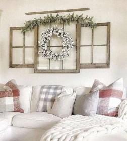 Fancy Farmhouse Living Room Decor Ideas To Try 33