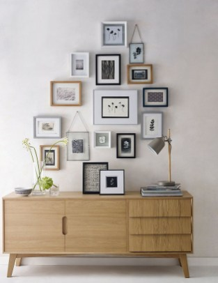 Fascinating Wood Photo Frame Ideas For Antique Home 41