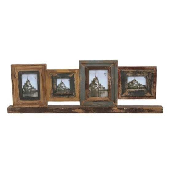 Fascinating Wood Photo Frame Ideas For Antique Home 52