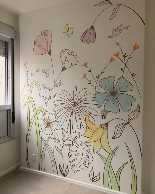 Latest Wall Painting Ideas For Home To Try 18