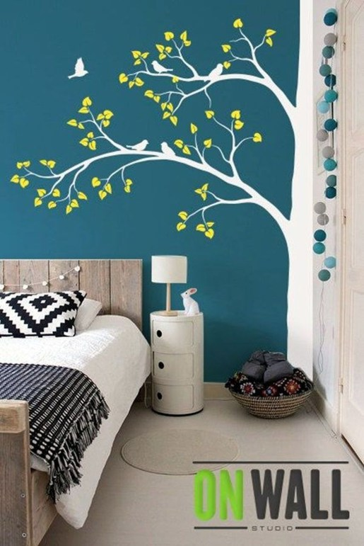 Latest Wall Painting Ideas For Home To Try 19