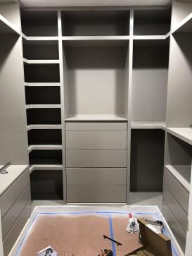 Simple Custom Closet Design Ideas For Your Home 24