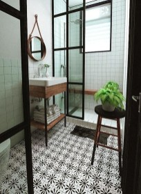 Unusual Diy Painted Tile Floor Ideas With Stencils That Anyone Can Do 47