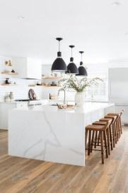 Unusual White Kitchen Design Ideas To Try 03