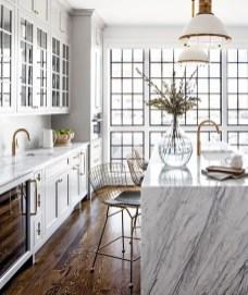 Unusual White Kitchen Design Ideas To Try 04