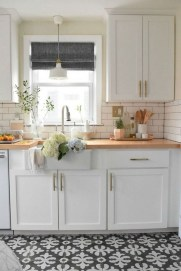 Unusual White Kitchen Design Ideas To Try 05