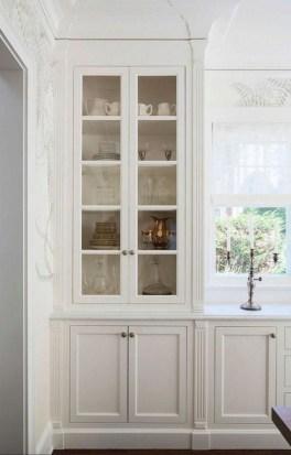 Unusual White Kitchen Design Ideas To Try 06