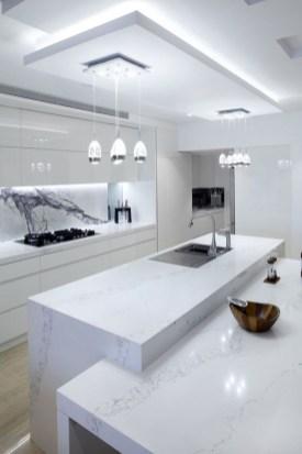 Unusual White Kitchen Design Ideas To Try 09