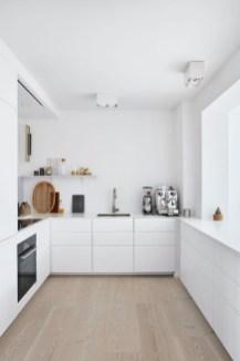 Unusual White Kitchen Design Ideas To Try 57