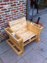 Casual Diy Pallet Furniture Ideas You Can Build By Yourself 38