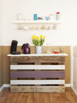 Chic Diy Projects Pallet Kitchen Design Ideas To Try 14
