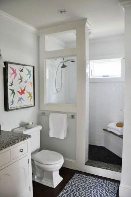 Chic Farmhouse Bathroom Desgn Ideas With Shower 15