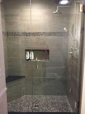 Chic Farmhouse Bathroom Desgn Ideas With Shower 17