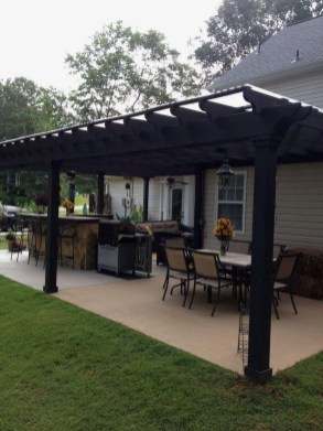 Classy Backyard Makeovers Ideas On A Budget To Try 03