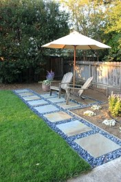 Classy Backyard Makeovers Ideas On A Budget To Try 27