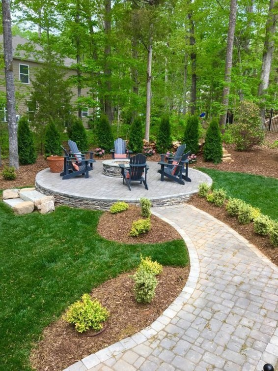 Classy Backyard Makeovers Ideas On A Budget To Try 49