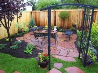 Classy Backyard Makeovers Ideas On A Budget To Try 50