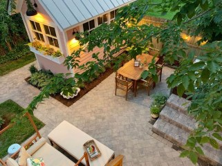 Classy Backyard Makeovers Ideas On A Budget To Try 53