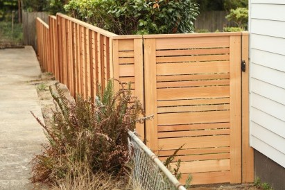 Dreamy Bamboo Fence Ideas For Small Houses To Try 09