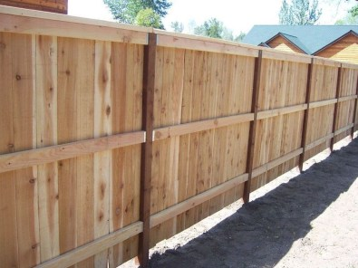 Dreamy Bamboo Fence Ideas For Small Houses To Try 25