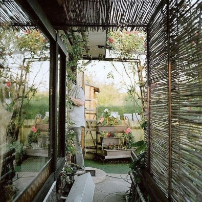 Dreamy Bamboo Fence Ideas For Small Houses To Try 27