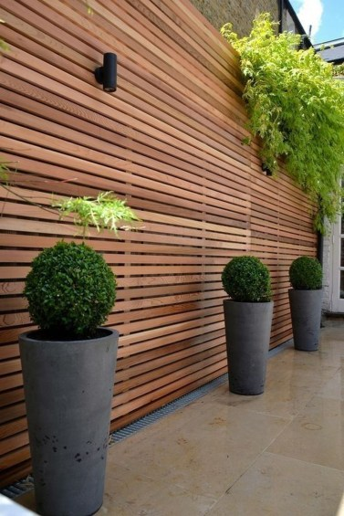 Dreamy Bamboo Fence Ideas For Small Houses To Try 28