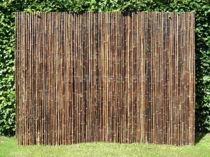 Dreamy Bamboo Fence Ideas For Small Houses To Try 39