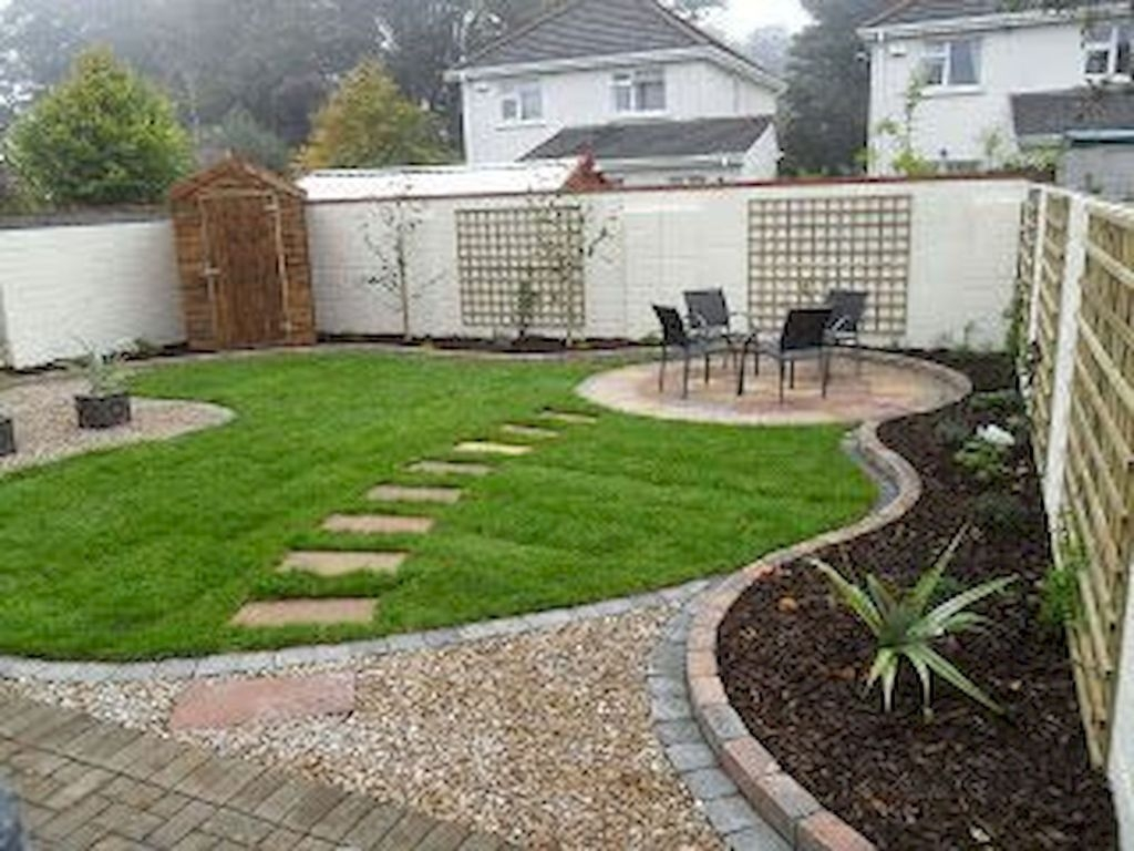 Elegant Backyard Patio Design Ideas For Your Garden 07