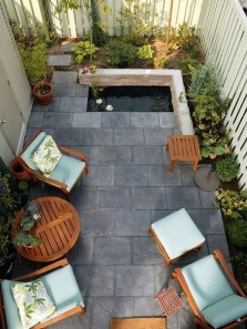 Elegant Backyard Patio Design Ideas For Your Garden 13