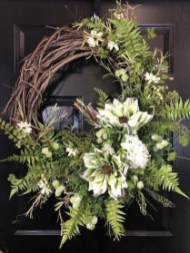 Hottest Summer Wreath Design And Remodel Ideas 13