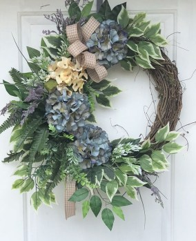 Hottest Summer Wreath Design And Remodel Ideas 24