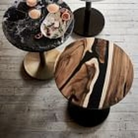 Impressive Home Furniture Ideas With Resin Wood Table 32