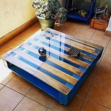 Impressive Home Furniture Ideas With Resin Wood Table 41