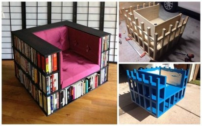 Latest Diy Bookshelf Design Ideas For Room 18