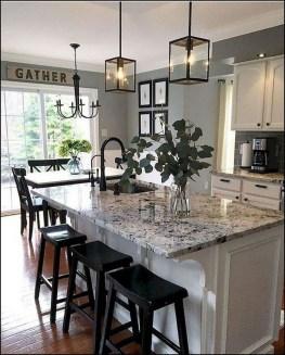 Latest Farmhouse Kitchen Décor Ideas On A Budget 34
