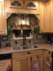 Latest Farmhouse Kitchen Décor Ideas On A Budget 39